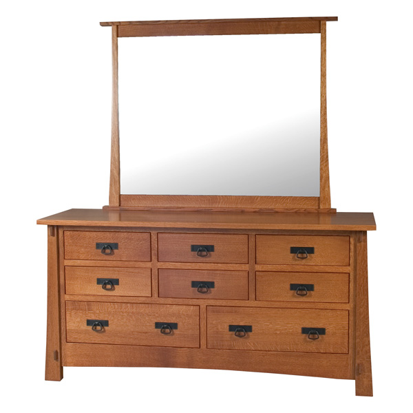 Miami 8 Drawer Dresser