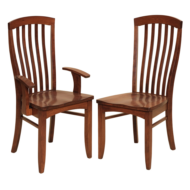 More Information · Amish Monument Dining Chairs | Amish Furniture |  Shipshewana Furniture Co.