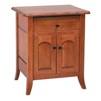Amish Nightstands | Amish Furniture | Shipshewana Furniture Co.