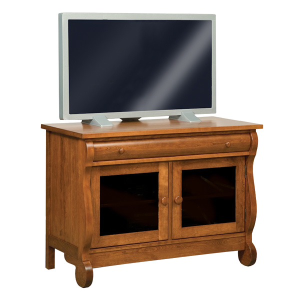 "Old Classic Sleigh 48"" TV Stand"