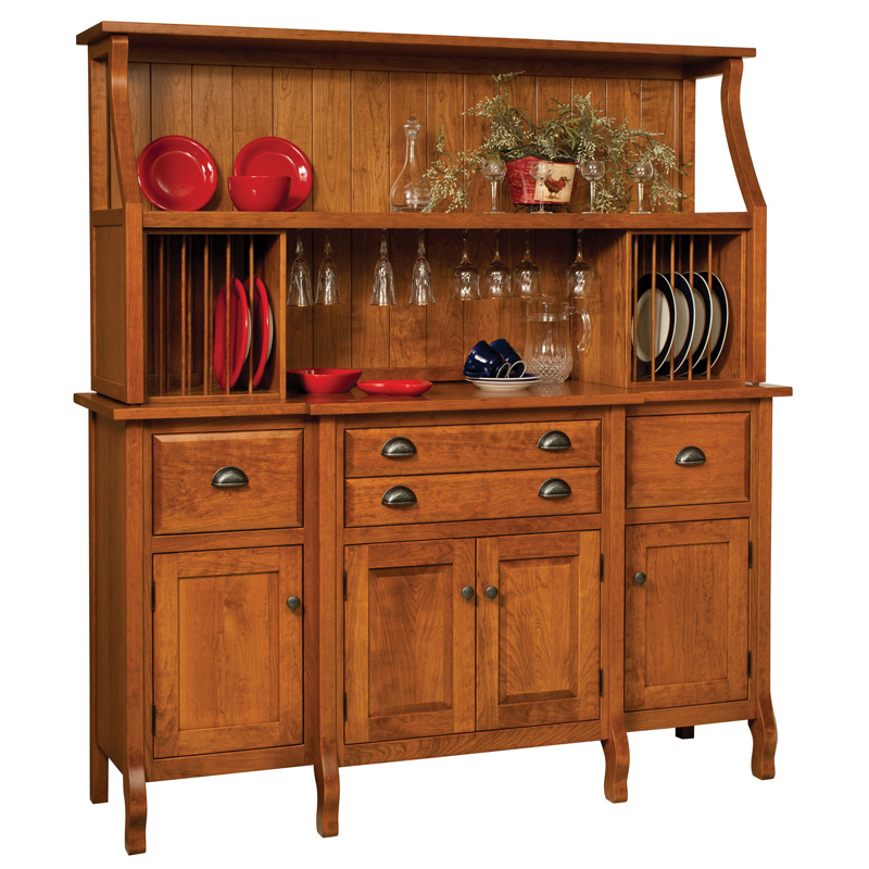 Amish Sarah Hutch | Amish Furniture | Shipshewana Furniture Co.