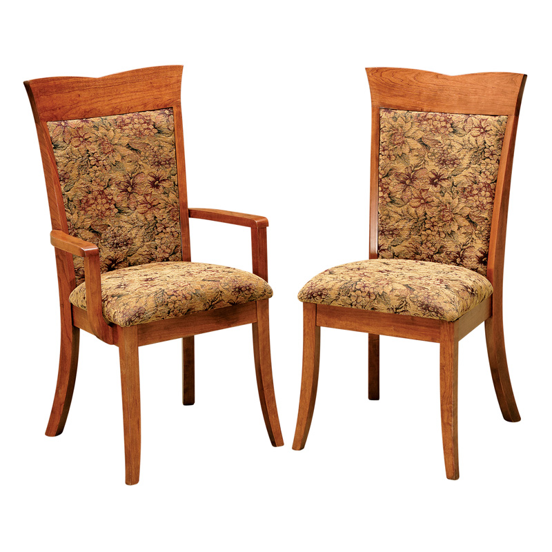More Information · Amish Sarasota Dining Chairs | Amish Furniture |  Shipshewana Furniture Co.