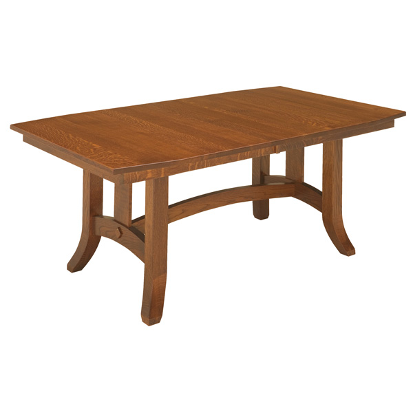 Amish Savannah Dining Table | Amish Furniture | Shipshewana Furniture Co.