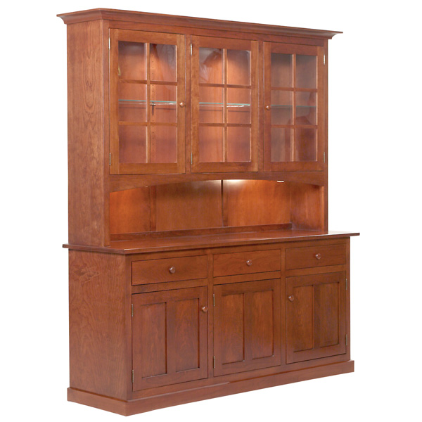 Shaker Hutch Amish Hutches Amish Furniture