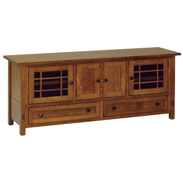 Mission stereo cabinet plans cabinets matttroy for Mission style entertainment center plans