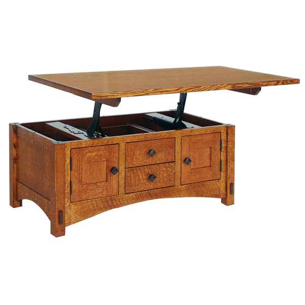 Sommerland Cabinet Lift-top Coffee Table