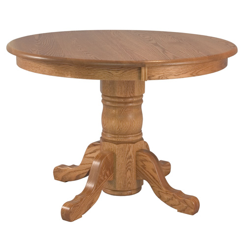 Townsend Single Pedestal Dining Table
