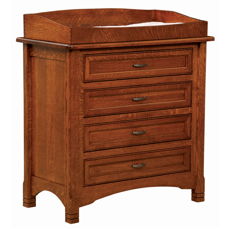 West Lake 4 Drawer Dresser
