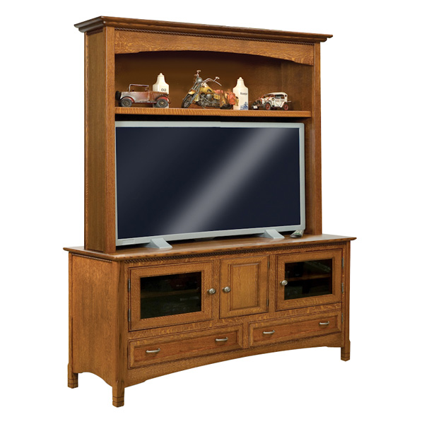 Amish West Lake TV Cabinet | Amish Furniture | Shipshewana Furniture Co.