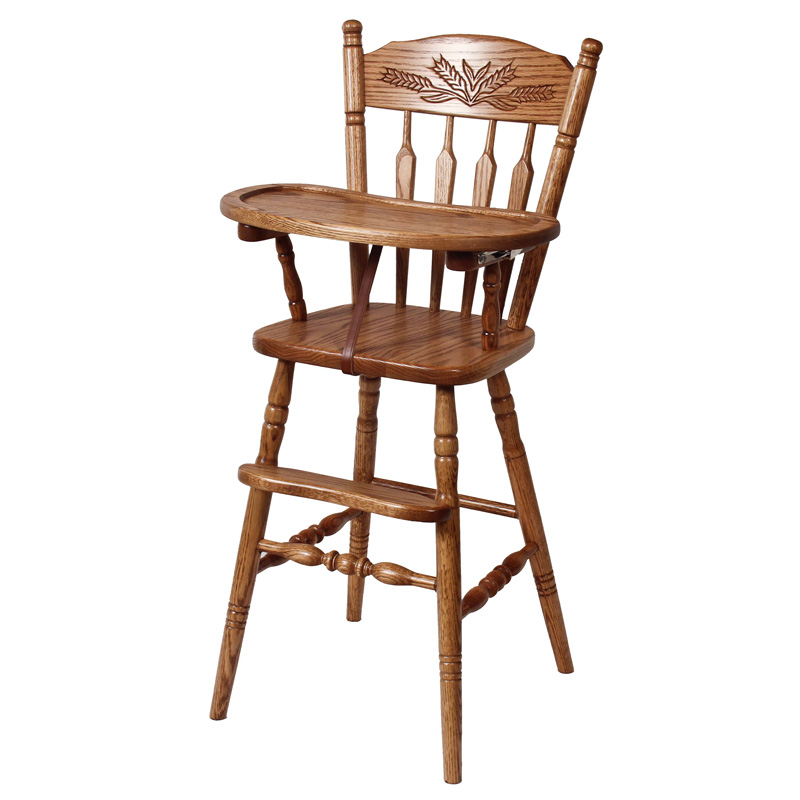 Wheat Highchair