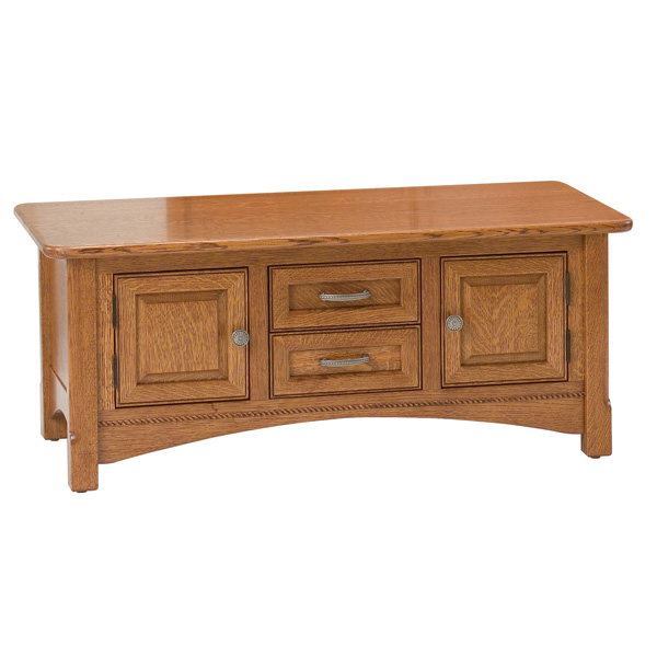 Winchester Cabinet Coffee Table Shipshewana Furniture Co
